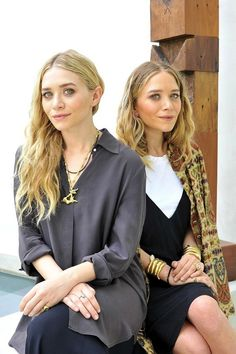 MARY-KATE + ASHLEY | THE ROW STORE