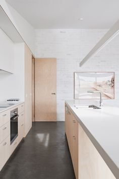 Clare Cousins Architects create first carbon positive home in Victoria, Australia