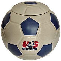 US Soccer Cookie Jar (Vintage)