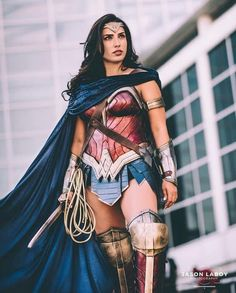 Wonder Woman/Diana of Themyscira cosplay by lis.wonder (Yup…that's *NOT* Gal Godot) 📸 4 & Dc Cosplay, Best Cosplay, Cosplay Girls, Awesome Cosplay, Cosplay Outfits, Superhero Cosplay, Female Superhero, High Quality Costumes, Gal Gadot Wonder Woman