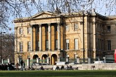 Apsley House was given to the Duke of Wellington in 1817.  The address is Number One, London.