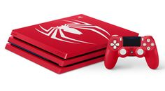 Pro Release Designed Specifically For Spider-Man Spider Man Playstation 4, Consoles, Ps4 Controller Custom, Jordan Logo Wallpaper, College Football Recruiting, Playstation 4 Accessories, Sony Design, New Trailers, Games