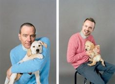Breaking Bad meme. Walt and Jesse are too cute in this pic.