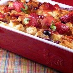 Strawberry Cream Cheese French Toast - Allrecipes.com