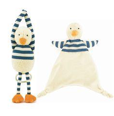 Enten Set Spieluhr und Dou Dou von Jellykitten - Baby Bundles