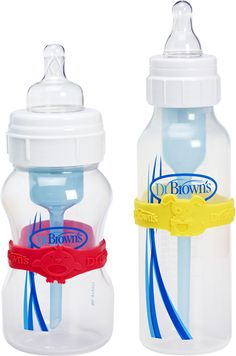 Do you know which bottle is hers? Never forget with My Bands bottle bands. Perfect for daycare or feeding more than one!