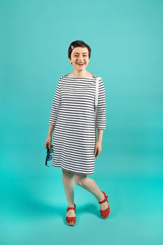 Tilly's Romy Dress - Sewing Pattern by Tilly and the Buttons