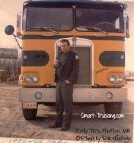 Old Semi Trucks Photo Collection: Old School Big Rigs and Good Memories #big #rig #wrecks http://interior.nef2.com/old-semi-trucks-photo-collection-old-school-big-rigs-and-good-memories-big-rig-wrecks/  # Collection Of Old Semi Trucks: Memories Of The Glory Days Of Trucking Many truckers love old semi trucks. The saying they don t make em like they used to , certainly applies to the big trucks of yesterday. The new iron being produced nowadays is pretty slick and cool looking, no doubt about…