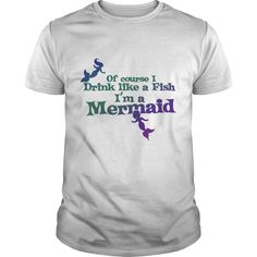 Of Course I Drink Like A Fish I M A Mermaid Shirt CsbdDT #gift #ideas #Popular #Everything #Videos #Shop #Animals #pets #Architecture #Art #Cars #motorcycles #Celebrities #DIY #crafts #Design #Education #Entertainment #Food #drink #Gardening #Geek #Hair #beauty #Health #fitness #History #Holidays #events #Home decor #Humor #Illustrations #posters #Kids #parenting #Men #Outdoors #Photography #Products #Quotes #Science #nature #Sports #Tattoos #Technology #Travel #Weddings #Women