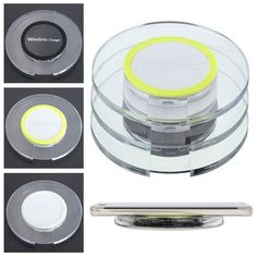 Universal QI Wireless Charger Charging Pad Mat For iPhone Samsung Galaxy S6 Plus Note 5. Universal QI Wireless Charger Charging Pad Mat For iPhone Samsung Galaxy S6 Plus Note 5     To avoid unnecessary disappointment, please read these carefully before you purchase this product:    Note 1: This is a QI standard wireless charging pad. Please confirm your phone support QI standard. If not, you must buy a another QI wireless charging receiver, we don't supply this.  Note 2: Apple iPhone not…