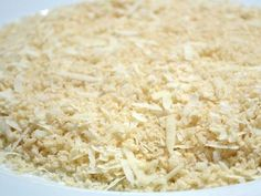 Panko, pangrattato per fritture giapponese Krispie Treats, Rice Krispies, Tempura, Biscotti, Grains, Sweet, Desserts, Food, Candy