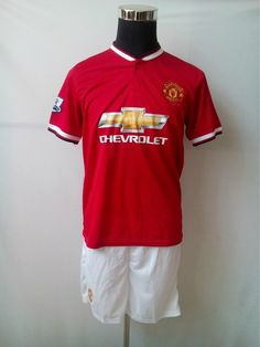 Manchester United Home football shirts 2014/15