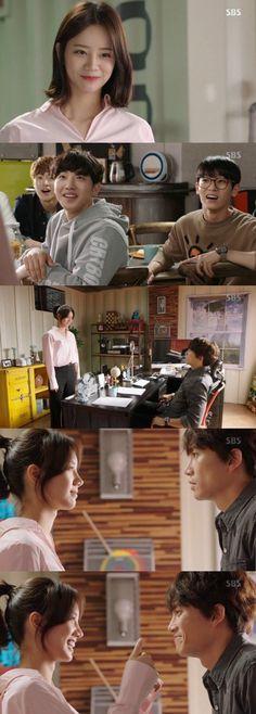 "[Spoiler] 'Entertainers' Hyeri to Ji Seong, ""I think I like you"""