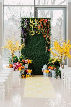 Creative Styled Wedding