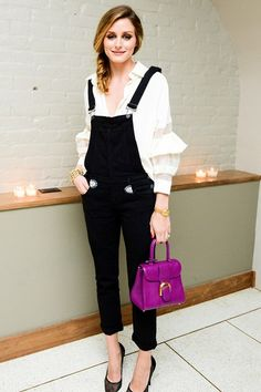 Trendy Outfit Ideas wtih Dungarees   Styles Weekly