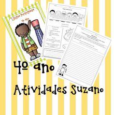 O pacote contém 16 páginas, das quais 15 contemplam atividades de texto instrucional, proposta de escrita, encontro consonantal, dígrafo, silaba tônica, texto expositivo, história em quadrinhos, produção de texto, caça-erros e interpretação.