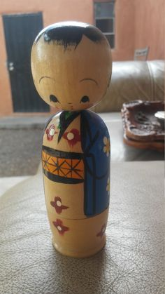 Male Japan Nesting Doll by AthenasAddictions on Etsy