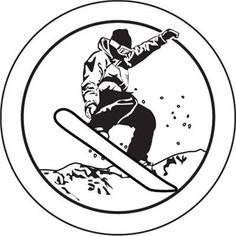 snowboard drawing - Buscar con Google
