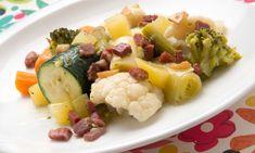 Recetas fáciles, 5 platos de verduras pensadas principalmente para principiantes en el mundo de la cocina, una propuesta del cocinero Karlos Arguiñano.