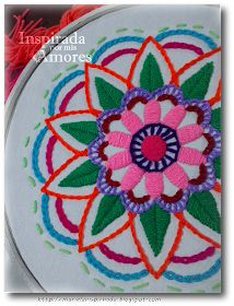 Hand Embroidery Designs, Easy Knitting, Mandala Art, Diy Clothes, Sewing Projects, Outdoor Blanket, Stitch, Holiday Decor, Loneliness