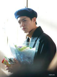 151205 명지대 단막극 <곰,청혼> 박보검 [ 출처 : ㄱㅁㄹㅇ http://gummelight.tistory.com/16 ]