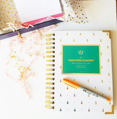 emily ley - simplified planner