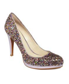 FUN! - Nine West Shoes, Rocha Platform Pumps - Shoes - Macy's