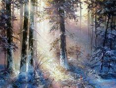 красота русского пейзажа – 15