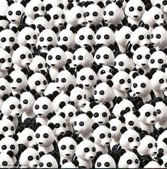 Now can you spot the DOG? New puzzle hides canine among pandas, Now can you spot the DOG? New puzzle hides canine among pandas , Hidden Images, Hidden Pictures, Hidden Pics, Funny Pictures, Test Visual, Reto Mental, Lego Dog, Can You Find It, Wheres Wally