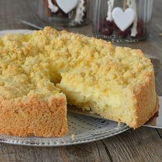 Crostata morbida con crema alla ricotta