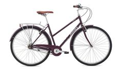 Breezer Downtown 8 ST 2013 in Gloss Plum Big Wheel, Bicycle, Turning, Plum, Wheels, Exercise, Heart, Girls, Projects