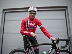 Edvald Boassen Hagen Team Sky | Pro Cycling | Paris - Roubaix | Latest News | Scott Mitchell - Ready for Roubaix Gallery