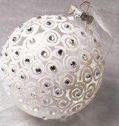 Crafty Lady Abby: HOLIDAY: Ornaments