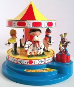 Magic Roundabout Carousel