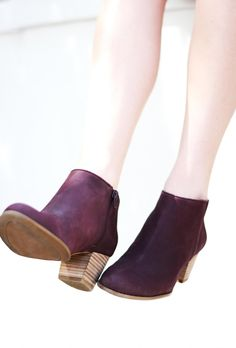 Look stylish all summer in Sole Society's Skye booties.