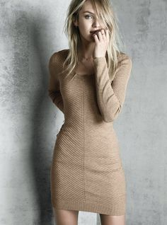 Love this simple dress.