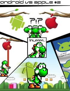Android vs Apple Part 2  #android #apple