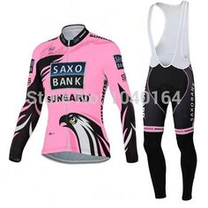 6cfe002da 2014 women cycling jersey and bib Pant kit new 2014 women cycling clothing