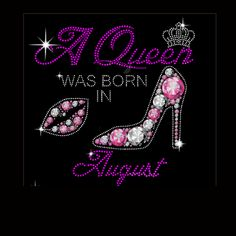 A Queen Was Born in February Rhinestone & Printed Vinyl Bling Shirt Birthday Quotes For Me August, Self Birthday Quotes, 17th Birthday Wishes, Best Birthday Wishes Quotes, Happy Birthday Black, Its My Birthday Month, Birthday Wishes For Myself, February Birthday, Birthday Gifts For Teens