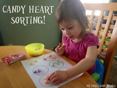Toddler Activities for Valentine's Day