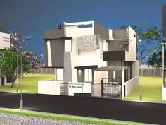 Architecture Design House In India front elevation design of gaea engineer's commercial complex in