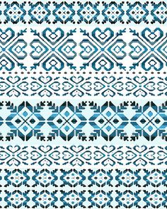 fair isle pattern 2