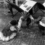 Italian Vintage Photographs ~ #Italy #Italian #vintage #photographs #history #culture ~Piazza Navona