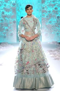 Rahul Mishra at India Couture Week 2016