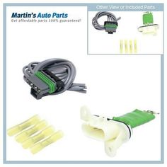 awesome Blower Motor Resistor New Chevy Chevrolet Colorado GMC Canyon SSR 2003-2006 - For Sale View more at http://shipperscentral.com/wp/product/blower-motor-resistor-new-chevy-chevrolet-colorado-gmc-canyon-ssr-2003-2006-for-sale/