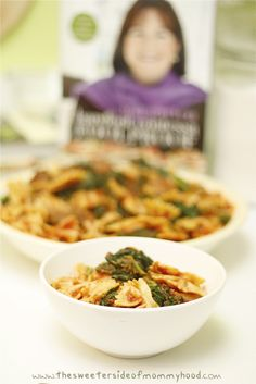 Sausage and Kale pasta. A delicious, healthful, easy weeknight meal.