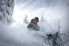 Mint Backcountry Program | par Mint Snowboarding