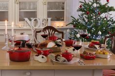 Merry Christmas from everyone at Le Creuset Australia!