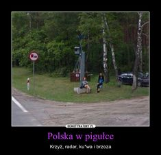 Polska w pigułce – Krzyż, radar, ku*wa i brzoza Best Memes, Funny Memes, Jokes, Keep Smiling, Can't Stop Laughing, Sarcasm, Thats Not My, Funny Pictures, Fandoms