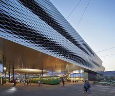 messe basel exhibition hall basel, switzerland | project messe basel new hall architect herzog de meuron location basel ...
